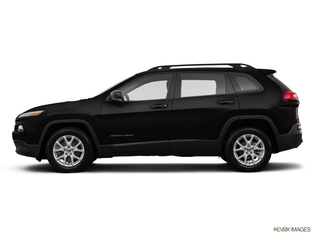 New 2016 Jeep Cherokee JEEP CHEROKEE SPORT FWD SUV Minneapolis