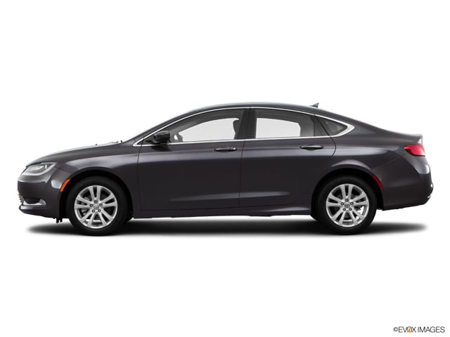 New 2016 Chrysler 200 CHRYSLER 200 LIMITED Sedan Minneapolis