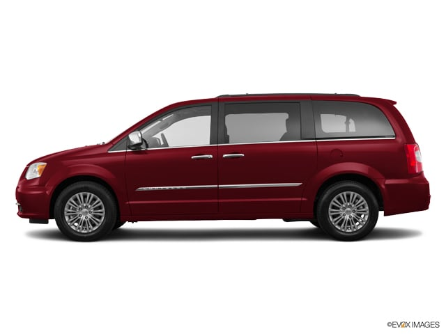 2016 Chrysler Town & Country CHRYSLER TOWN & COUNTRY TOURING-L Van LWB Passenger Van