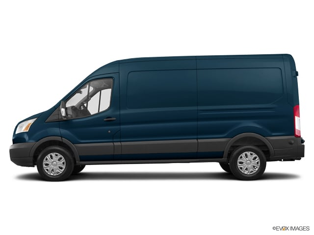 2016 Ford Transit-250 Van Medium Roof Cargo Van