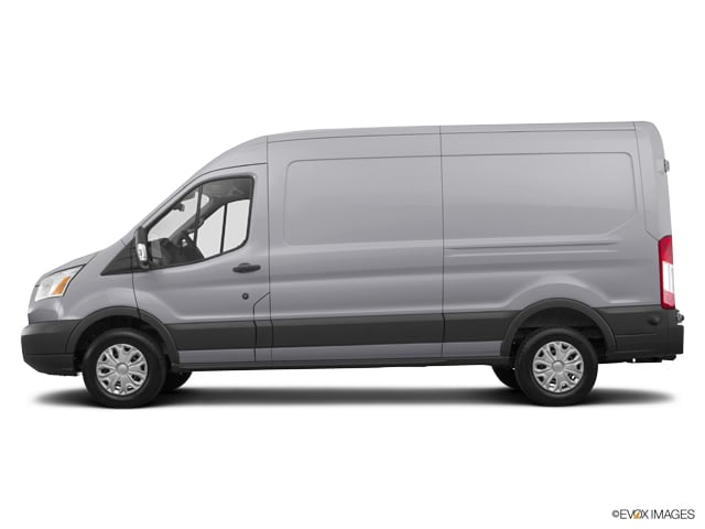 2016 Ford Transit-250 Base Van Medium Roof Cargo Van