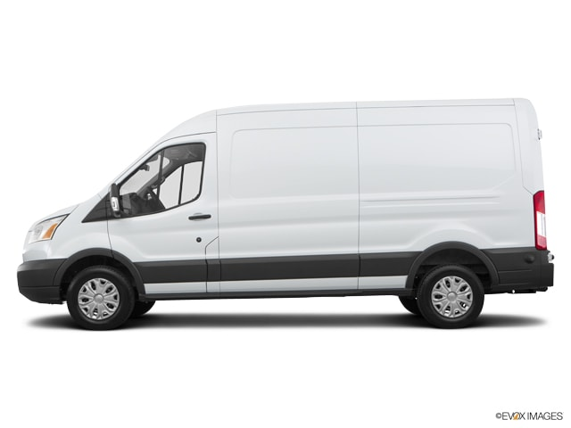 2016 Ford Transit-250 XL Medium Roof Cargo
