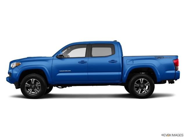 2016 Toyota Tacoma TRD Sport V6 Truck Access Cab