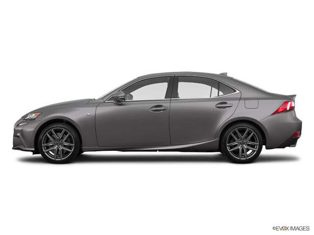 2016 Lexus IS 350 Sedan