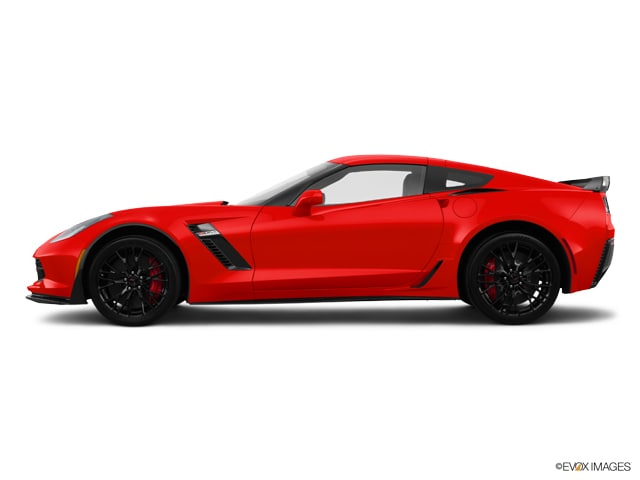 2016 Chevrolet Corvette Z06 Coupe