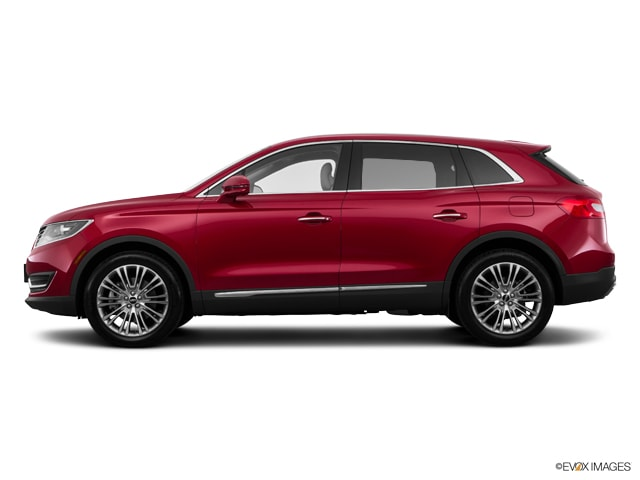 2016 Lincoln MKX Reserve 102A Crossover