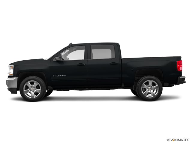 2016 Chevrolet Silverado 1500 LT All Star Edition Truck Crew Cab