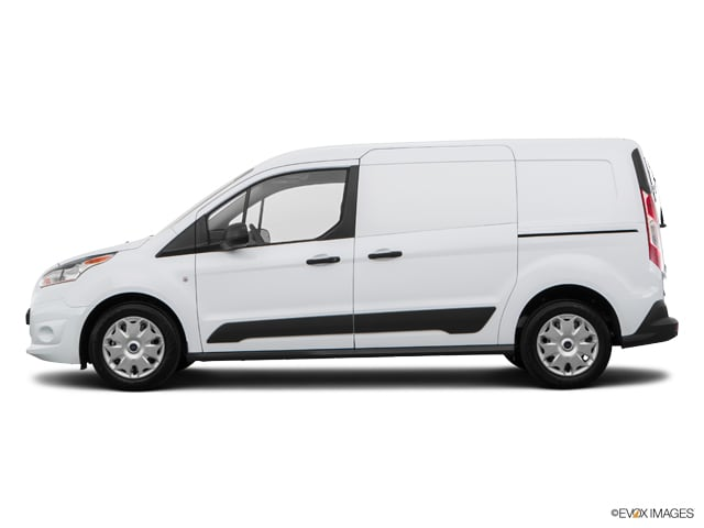 2016 Ford Transit Connect XLT Van Cargo Van