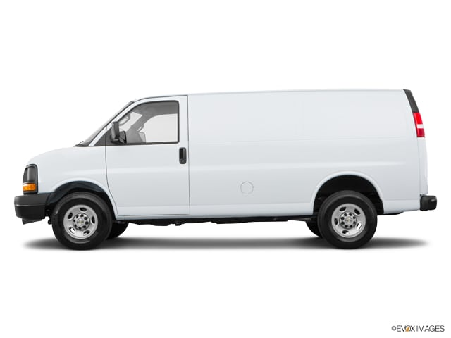 New 2016 Chevrolet Express 3500 Work Van Van Cargo Van for sale in the Boston MA area