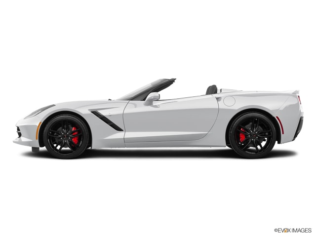2016 Chevrolet Corvette Stingray Z51 Convertible