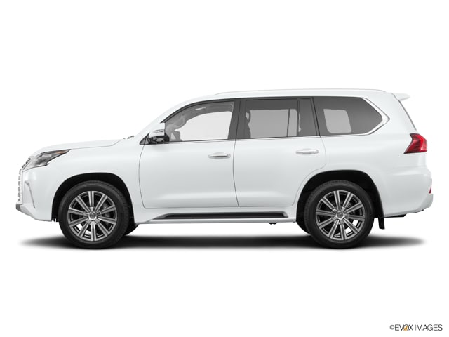 New 2016 Lexus LX 570 SUV for sale in the Boston MA area