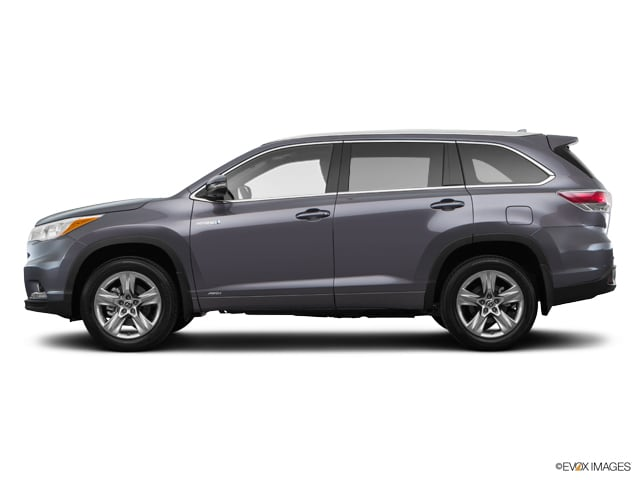 New 2016 Toyota Highlander Hybrid Limited Platinum V6 SUV in San Francisco