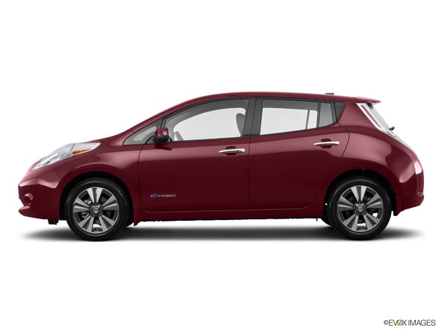New 2016 Nissan LEAF SL Hatchback San Diego