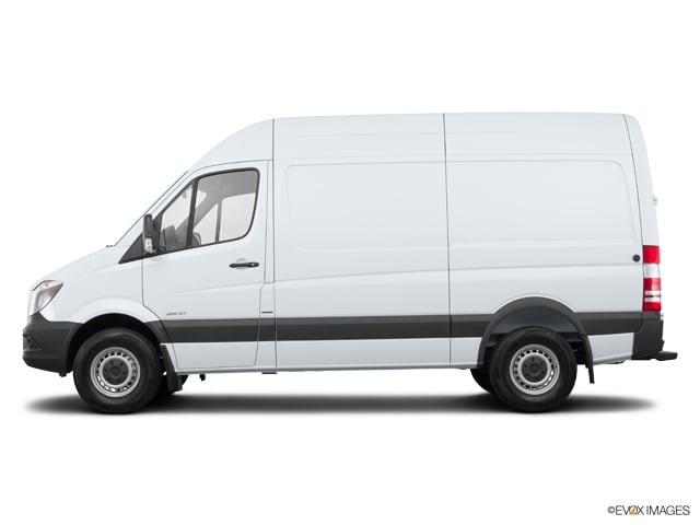 2016 Mercedes-Benz Sprinter High Roof Van Cargo Van