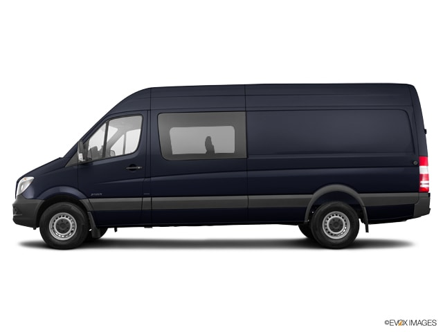 2016 Mercedes-Benz Sprinter-Class High Roof Passenger Van