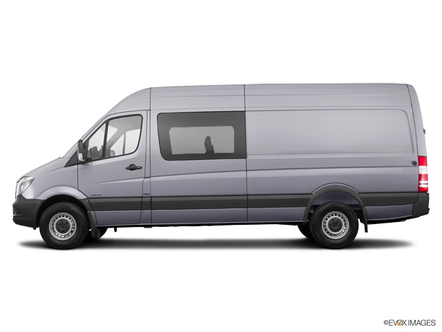 2016 Mercedes-Benz Sprinter High Roof Van Passenger Van