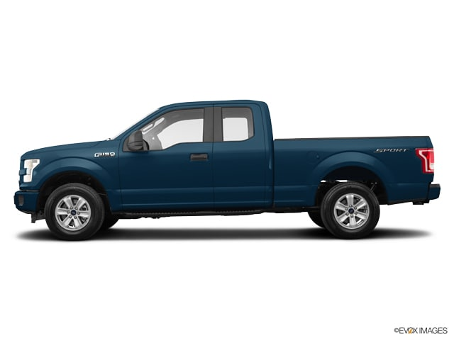New 2016 Ford F-150 for sale in the Boston MA area