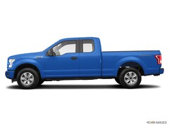 Used 2016 Ford F-150 Lifted XL Extended Cab Truck 1FTFX1EGXGFD08673 near Jackson Township