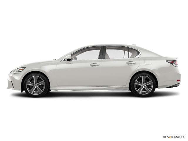 2016 Lexus GS 350 Sedan