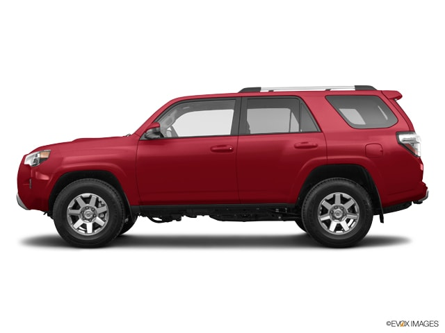 Used 2016 Toyota 4Runner Trail SUV in Denver