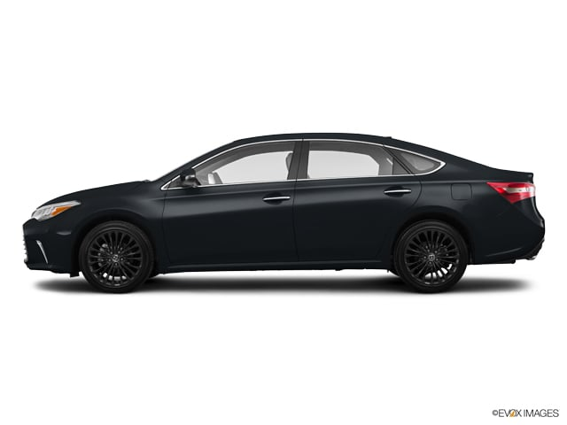 New 2016 Toyota Avalon, $38190