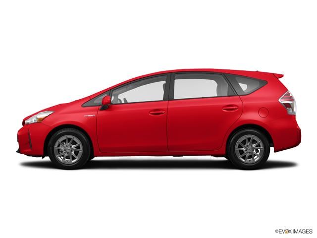 2016 Toyota Prius v Two Wagon in Katy, TX