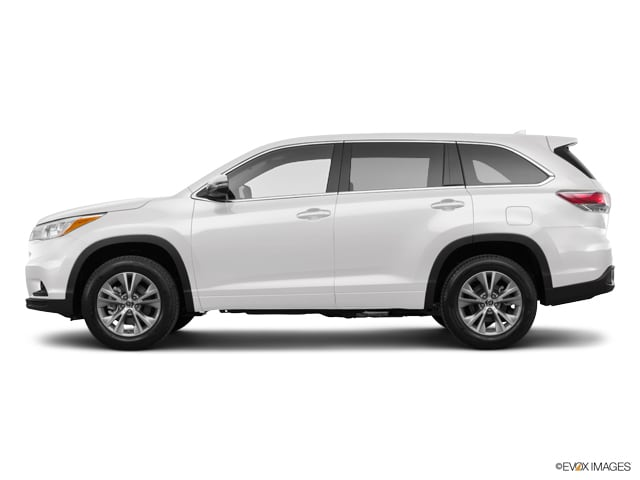 New 2016 Toyota Highlander LE Plus V6 SUV in San Francisco