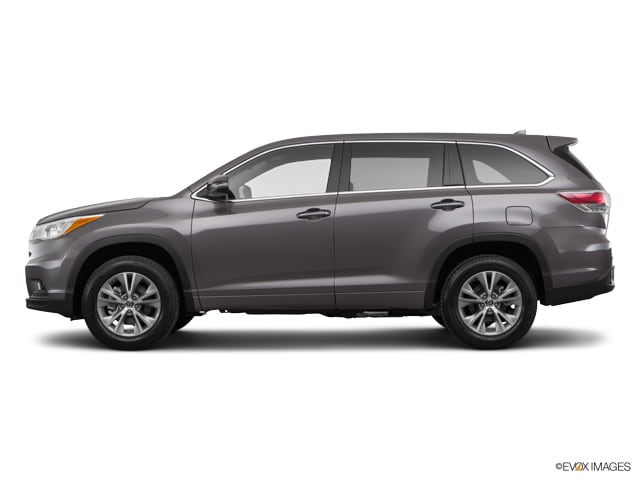 New 2016 Toyota Highlander LE Plus SUV in San Rafael