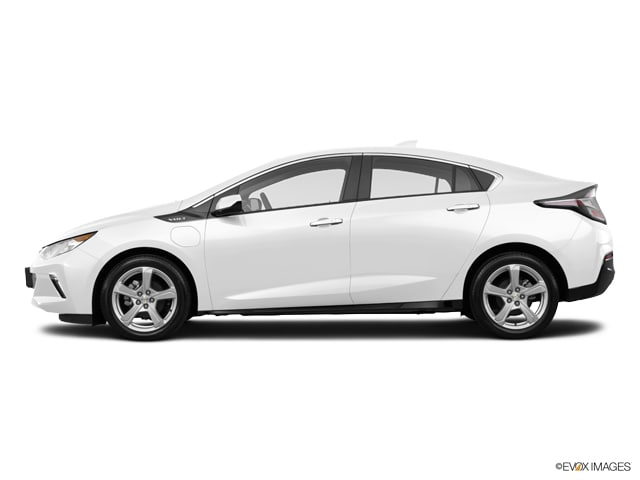 New 2017 Chevrolet Volt LT Hatchback for sale in the Boston MA area