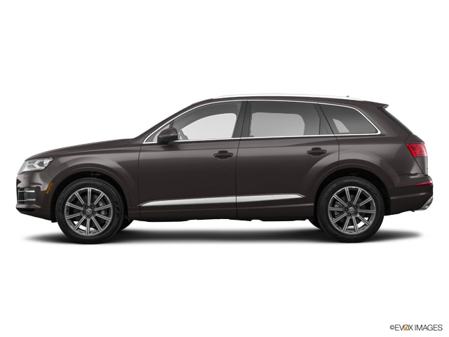 New 2017 Audi Q7 Prestige Sport Utility Vehicle for sale in the Boston MA area