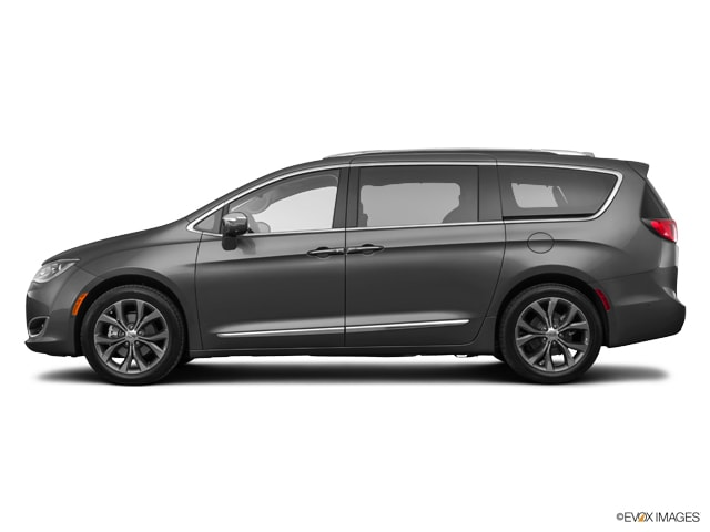 New 2017 Chrysler Pacifica CHRYSLER PACIFICA LIMITED Van Minneapolis