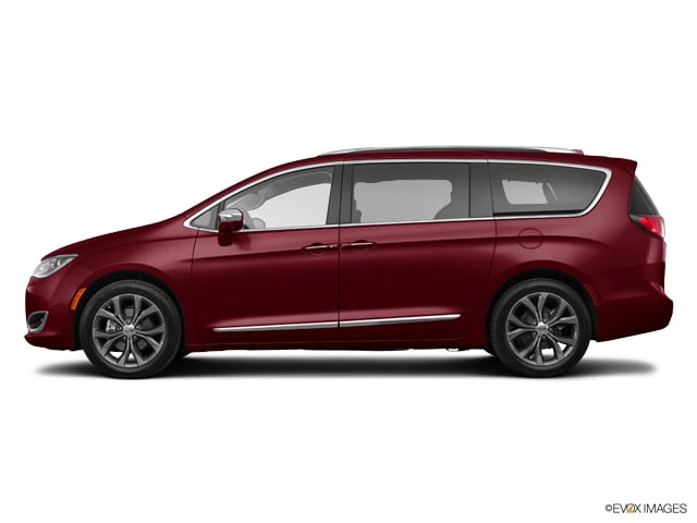 New 2017 Chrysler Pacifica CHRYSLER PACIFICA LIMITED Mini-van, Passenger near Minneapolis & St. Paul MN
