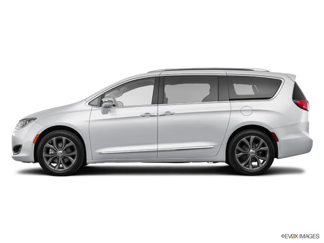 2017 Chrysler Pacifica Limited Van Passenger Van