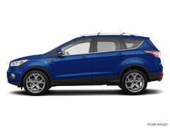 New 2017 Ford Escape Titanium SUV San Antonio