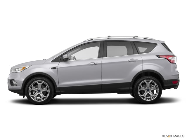 New 2017 Ford Escape Titanium SUV Muskogee, Oklahoma