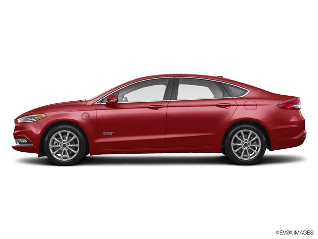 2017 Ford Fusion Energi SE Luxury Plug-in Capable Hybrid