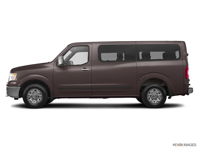 New 2016 Nissan NVP PASSENGER SL V8 Van near Minneapolis & St. Paul MN