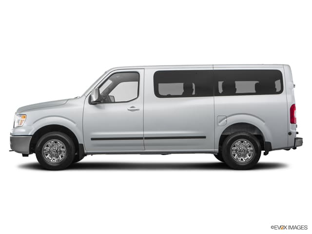 New 2016 Nissan NV Passenger NV3500 HD PASSENGER SL V8 Van near Minneapolis & St. Paul MN