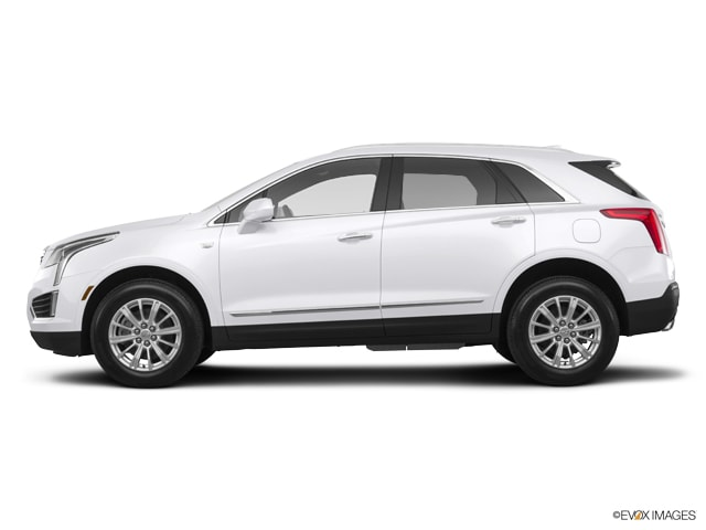 New 2017 CADILLAC XT5 SUV for sale in the Boston MA area