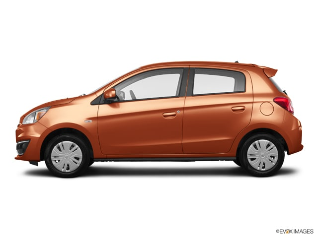 New 2017 Mitsubishi Mirage ES Hatchback Union City