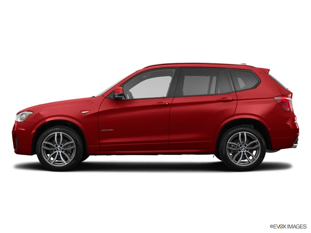 New 2017 BMW X3 xDrive35i (A8) SAV for sale in the Boston MA area