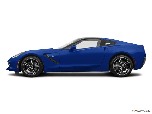 New 2017 Chevrolet Corvette Stingray Coupe near Boston