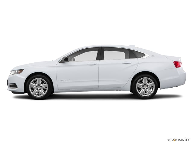 2017 Chevrolet Impala Limited LS w/1LS (Retail Only) Sedan