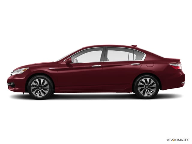 2017 Honda Accord Hybrid Touring Sedan Car
