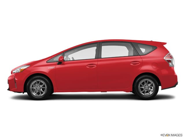New 2017 Toyota Prius v Four Wagon in San Rafael