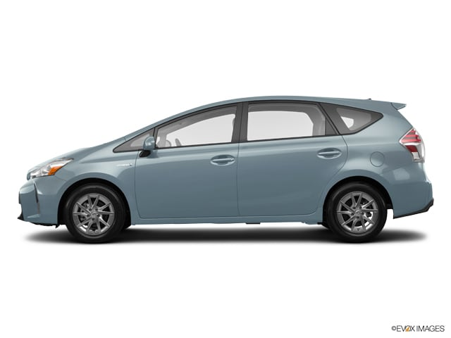 New 2017 Toyota Prius v 5-Door Four Wagon for sale in Dublin, CA