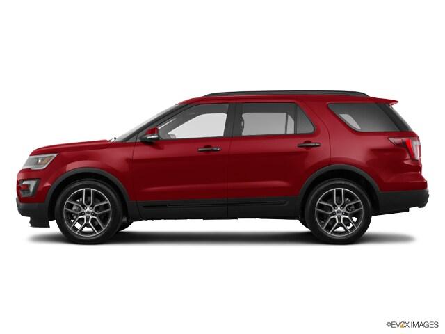 New 2017 Ford Explorer, $53199
