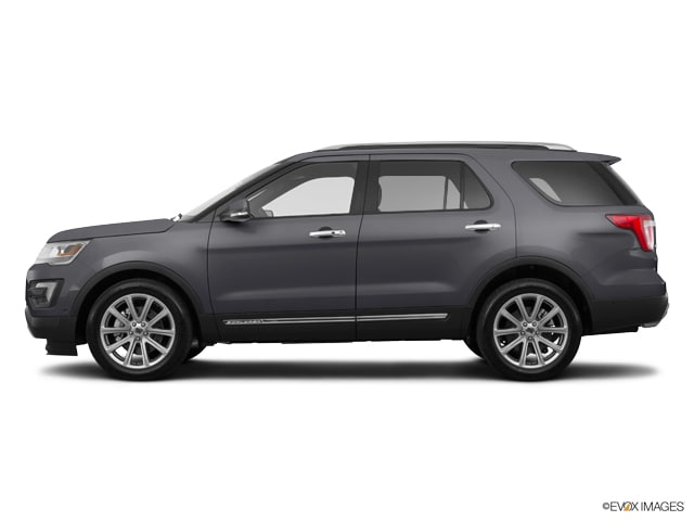 New 2017 Ford Explorer, $39609