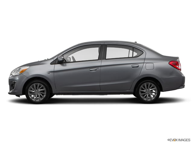 2017 Mitsubishi Mirage G4 SE Sedan