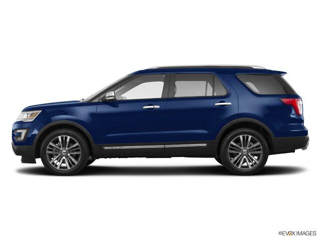 New 2017 Ford Explorer For Sale in Kirkland WA E25272
